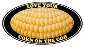 Corn Cob Photo Shirt-9473
