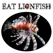 Eat Lionfish Photo Shirt-5592